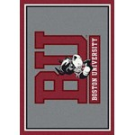 "Milliken College Team Spirit (NCAA) Boston 74194 Spirit Rectangle (4000019320) 7'8"" x 10'9"" Area Rug"