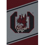 "Milliken College Team Spirit (NCAA) South Carolina 74364 Spirit Rectangle (4000019103) 3'10"" x 5'4"" Area Rug"