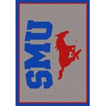 "Milliken College Team Spirit (NCAA) Southern Methodist 79800 Spirit Rectangle (4000019275) 5'4"" x 7'8"" Area Rug"