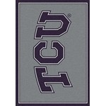 "Milliken College Team Spirit (NCAA) Texas Christian 79801 Spirit Rectangle (4000019389) 7'8"" x 10'9"" Area Rug"