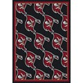 Milliken NFL Team Repeat (NFL-R) Tampa Bay Buccaneers 09089 Repeat Rectangle (4000054766) 5