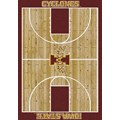 Milliken College Home Court (NCAA) Iowa State 01111 Court Rectangle (4000018466) 7