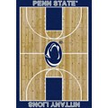 Milliken College Home Court (NCAA) Penn State 01300 Court Rectangle (4000018495) 7