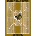 Milliken College Home Court (NCAA) Purdue 01345 Court Rectangle (4000018412) 5