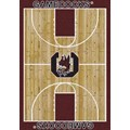 Milliken College Home Court (NCAA) South Carolina 01350 Court Rectangle (4000018499) 7