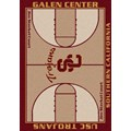 Milliken College Home Court (NCAA) Southern California 01370 Court Rectangle (4000018501) 7