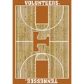 Milliken College Home Court (NCAA) Tennessee 01400 Court Rectangle (4000018509) 7