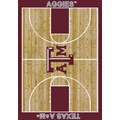 Milliken College Home Court (NCAA) Texas A&M 01420 Court Rectangle (4000018511) 7