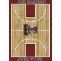 Milliken College Home Court (NCAA) Texas Tech 01440 Court Rectangle (4000018513) 7