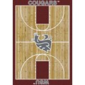 Milliken College Home Court (NCAA) Washington State 01466 Court Rectangle (4000018523) 7