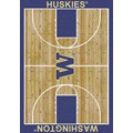 Milliken College Home Court (NCAA) Washington 01464 Court Rectangle (4000018522) 7