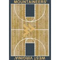 Milliken College Home Court (NCAA) West Virginia 01470 Court Rectangle (4000018524) 7