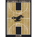 Milliken College Home Court (NCAA) Wyoming 01491 Court Rectangle (4000018526) 7