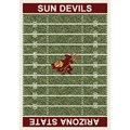 Milliken College Home Field (NCAA) Arizona State 01014 Home Field Rectangle (4000018608) 7