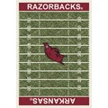 Milliken College Home Field (NCAA) Arkansas 01020 Home Field Rectangle (4000018609) 7