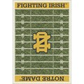 Milliken College Home Field (NCAA) Notre Dame 01260 Home Field Rectangle (4000018644) 7