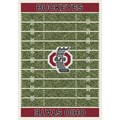 Milliken College Home Field (NCAA-FLD) Ohio State 01000 Home Field Rectangle (4000052309) 3