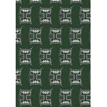 "Milliken College Repeating (NCAA) Hawaii 01105 Repeat Rectangle (4000096176) 3'10"" x 5'4"" Area Rug"