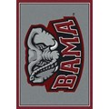 Milliken College Team Spirit (NCAA) Alabama 74166 Spirit Rectangle (4000019195) 5