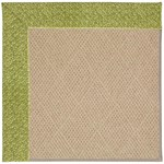 Capel Rugs Creative Concepts Cane Wicker - Tampico Palm (226) Octagon 4' x 4' Area Rug