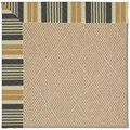 Capel Rugs Creative Concepts Cane Wicker - Long Hill Ebony (340) Runner 2