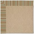 Capel Rugs Creative Concepts Cane Wicker - Dorsett Autumn (714) Runner 2