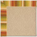 Capel Rugs Creative Concepts Cane Wicker - Kalani Samba (224) Rectangle 4