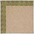 Capel Rugs Creative Concepts Cane Wicker - Dream Weaver Marsh (211) Rectangle 8