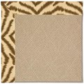 Capel Rugs Creative Concepts Cane Wicker - Couture King Chestnut (756) Rectangle 8