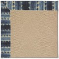 Capel Rugs Creative Concepts Cane Wicker - Java Journey Indigo (460) Rectangle 10