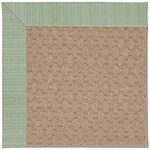 Capel Rugs Creative Concepts Grassy Mountain - Vierra Spa (217) Octagon 6' x 6' Area Rug