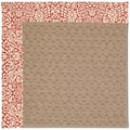 Capel Rugs Creative Concepts Grassy Mountain - Imogen Cherry (520) Octagon 6