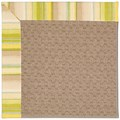 Capel Rugs Creative Concepts Grassy Mountain - Kalani Coconut (615) Octagon 8