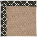 Capel Rugs Creative Concepts Grassy Mountain - Arden Black (346) Octagon 10