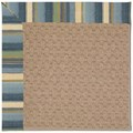 Capel Rugs Creative Concepts Grassy Mountain - Kalani Ocean (417) Octagon 10