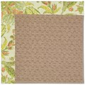 Capel Rugs Creative Concepts Grassy Mountain - Cayo Vista Mojito (215) Octagon 12