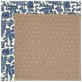 Capel Rugs Creative Concepts Grassy Mountain - Batik Indigo (415) Octagon 12