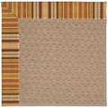 Capel Rugs Creative Concepts Grassy Mountain - Vera Cruz Samba (735) Octagon 12