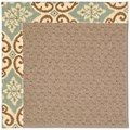 Capel Rugs Creative Concepts Grassy Mountain - Shoreham Spray (410) Runner 2