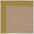 Capel Rugs Creative Concepts Grassy Mountain - Bamboo Tea Leaf (236) Runner 2