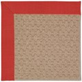 Capel Rugs Creative Concepts Grassy Mountain - Dupione Crimson (575) Runner 2