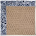 Capel Rugs Creative Concepts Grassy Mountain - Paddock Shawl Indigo (475) Rectangle 3