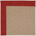 Capel Rugs Creative Concepts Grassy Mountain - Canvas Cherry (537) Rectangle 3