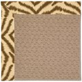 Capel Rugs Creative Concepts Grassy Mountain - Couture King Chestnut (756) Rectangle 3