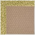 Capel Rugs Creative Concepts Grassy Mountain - Coral Cascade Avocado (225) Rectangle 4