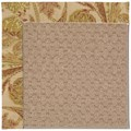Capel Rugs Creative Concepts Grassy Mountain - Cayo Vista Sand (710) Rectangle 4