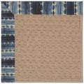 Capel Rugs Creative Concepts Grassy Mountain - Java Journey Indigo (460) Rectangle 6