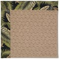 Capel Rugs Creative Concepts Grassy Mountain - Bahamian Breeze Coal (325) Rectangle 8