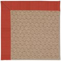 Capel Rugs Creative Concepts Grassy Mountain - Vierra Cherry (560) Rectangle 8