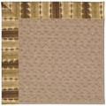 Capel Rugs Creative Concepts Grassy Mountain - Java Journey Chestnut (750) Rectangle 9
